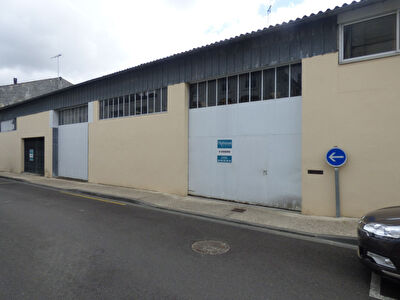 Entrepôt / local industriel Jarnac 800 m2